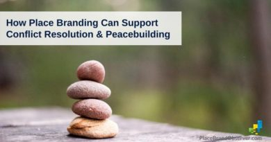 How place branding can support peacebuilding and conflict resolution