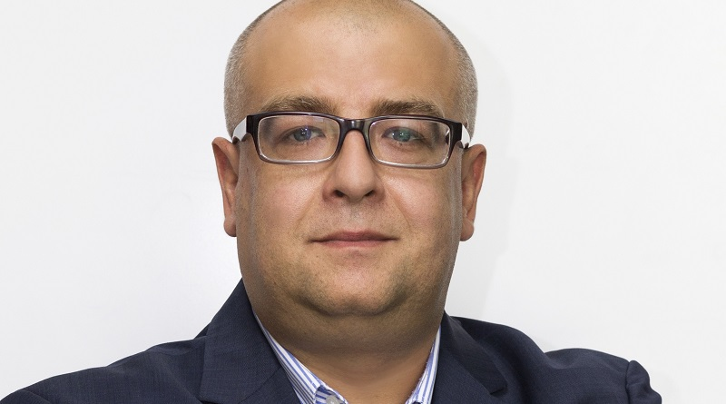 Piotr Lutek of Synergia place branding consultants in Poland
