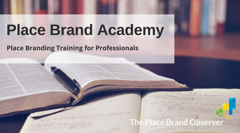 Place Brand Academy - place branding training for professionals