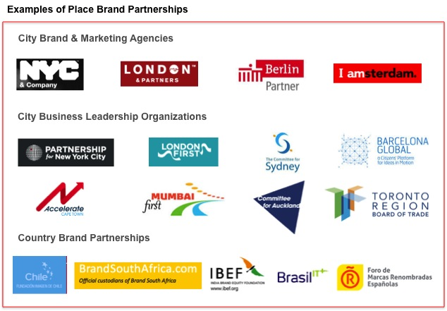 Place Brand Partnerships