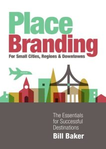 Place branding book by Bill Baker