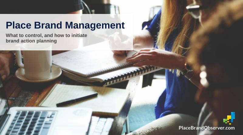 Place brand management: how to control, how to plan