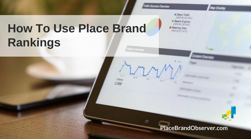 Place brand rankings: how to use them
