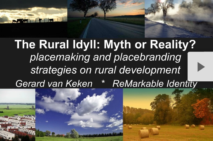Place branding strategies for rural development
