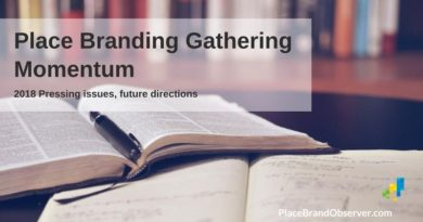 Place branding gathering momentum
