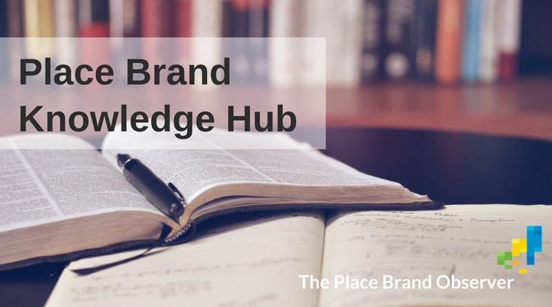 Place brand knowledge hub