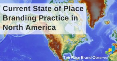 Place branding practice North America