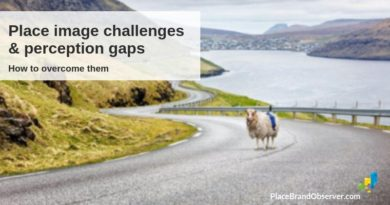How to overcome place image challenges, perception gaps