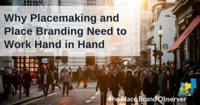 Placemaking and place branding hand in hand through Experience Masterplanning