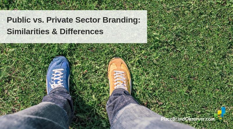 Public vs Private Sector branding explained