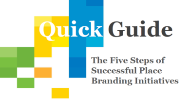 Quick Guide on the Five Steps of Place Branding