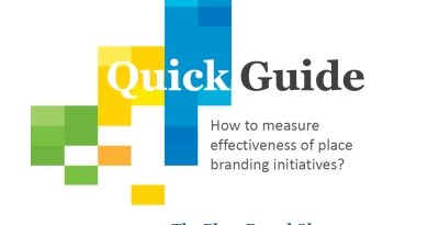 Quick Guide - How to measure effectiveness of place branding initiatives