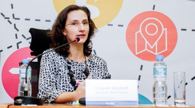 Raquel Goulart Sztejnberg interview