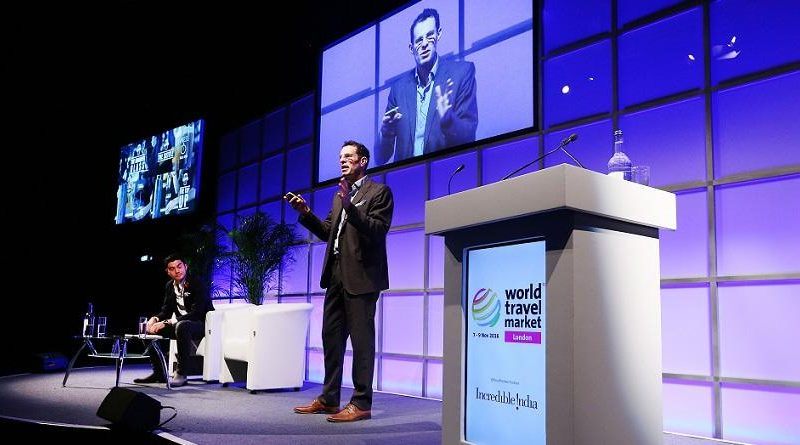 Doug Lansky talk WTM London 2016