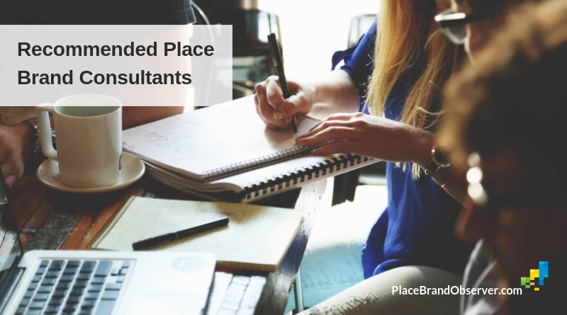 Place brand consultants