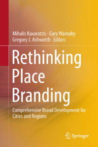 Rethinking Place Branding Reseña del libro