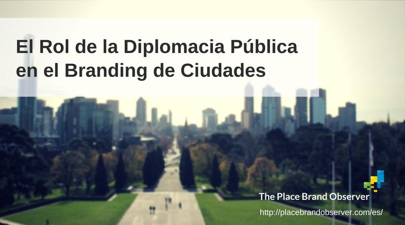 Rol diplomacia pública en el branding de ciudades