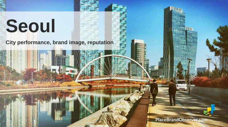 Seoul city performance, brand image and reputation