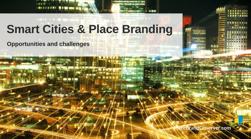 Smart cities and place branding