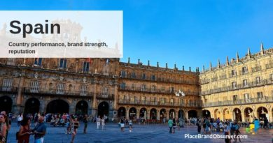 Spain country brand strength, reputation