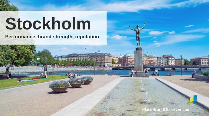 Stockholm city performance, brand strength, reputation