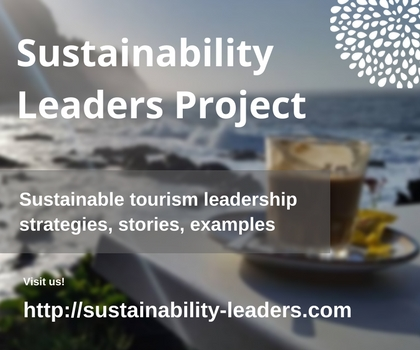Visit Sustainability Leaders Project