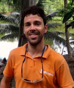 Responsible tourism reporter Swen Waterreus