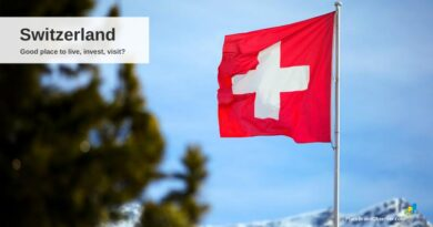 Why Switzerland? Country Report