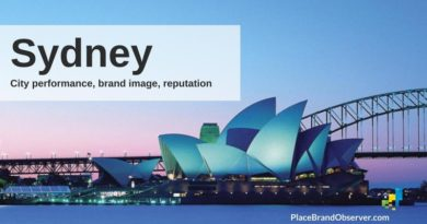 Sydney city performance, brand image, reputation