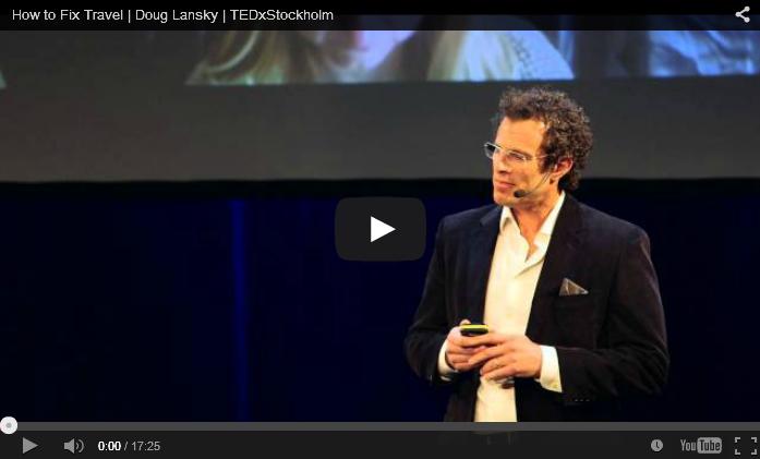 TED talk Doug Lansky on need to reinvent DMO