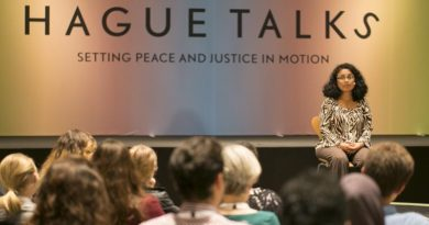 The Hague Peace Justice