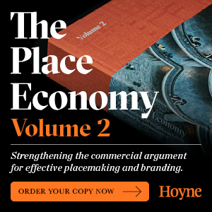 The Place Economy book by Hoyne