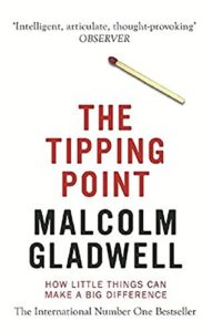 Tipping Point book Malcolm Gladwell