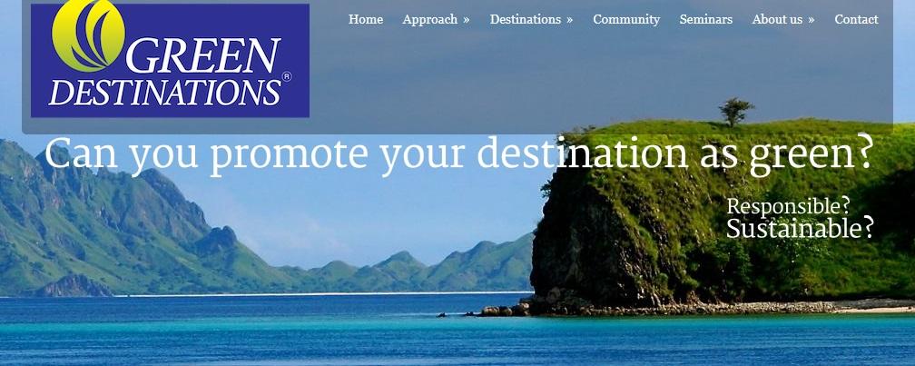 Top 100 Green Destinations index