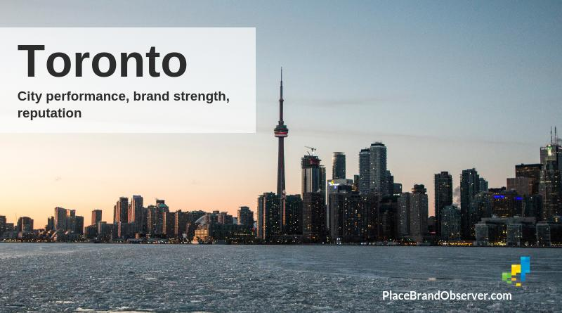 Toronto city guide: economic performance, brand strength, reputation