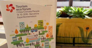 City Destinations, Sustainability, Competitiveness – Recap Tourism Eco Forum Barcelona