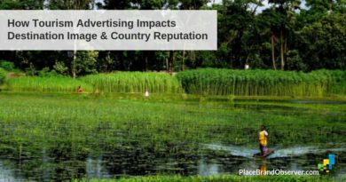 Bangladesh example of how tourism advertising impacts destination image