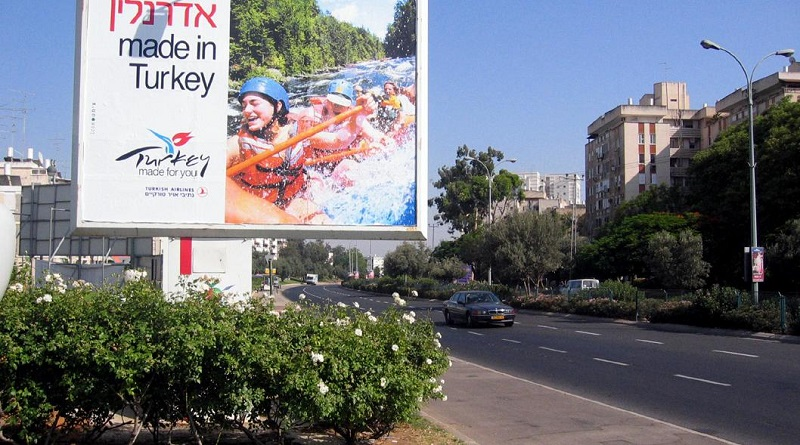 Turkey destination marketing Israel