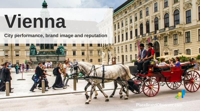 Vienna city performance, brand image, reputation