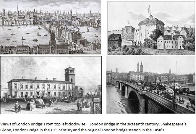 Views of London Bridge