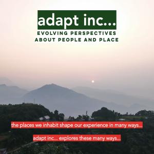 AdaptInc podcast by Aleks Vladimirov