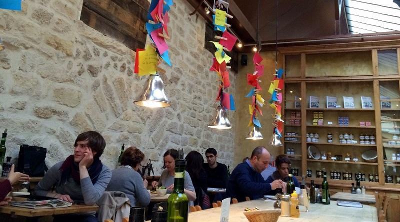 Public-private spaces - Cafe culture - inspiration for place branding