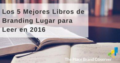Los 5 Mejores Libros de Branding Lugar para Leer en 2016