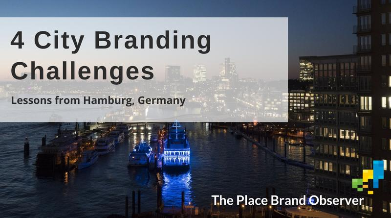 City branding challenges - lessons from Hamburg, Germany