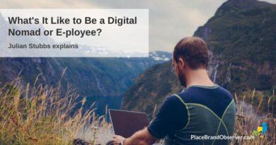 Digital nomad and e-ployee explained
