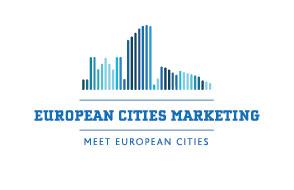 european cities marketing logo