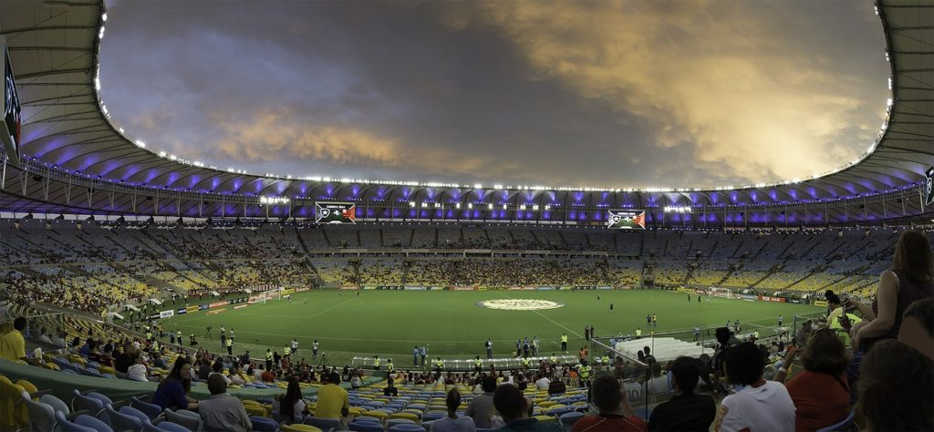 Sporting events and country reputation case Brazil