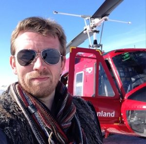 place branding expert hjortur smarason in Greenland