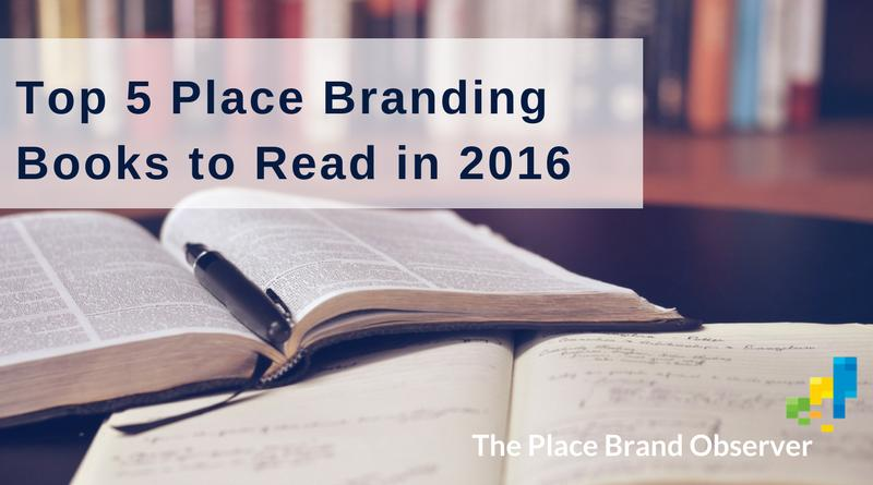 Top five place branding books to read in 2016