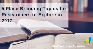 Five topics for place branding research in 2017